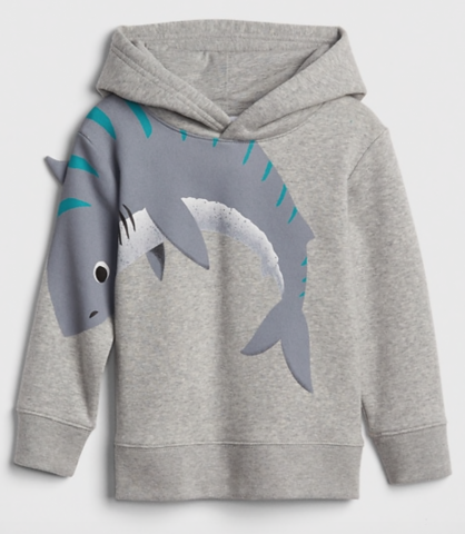 Henry is obsessed with sharks (baby shark anyone) And this one is on sale for $28.00